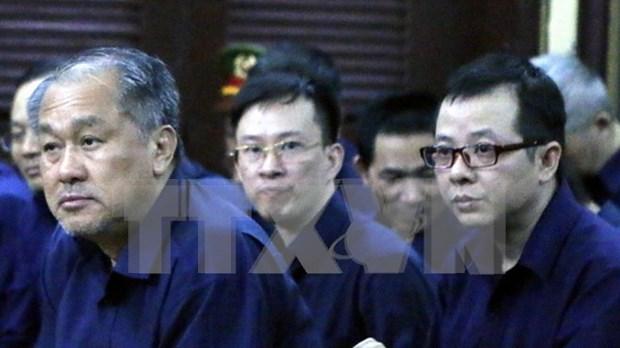 Continuan juicio contra Pham Cong Danh y secuaces hinh anh 1