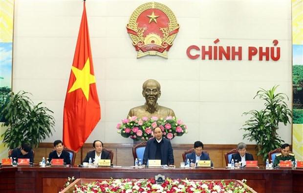Premier de Vietnam aboga por mayor cooperacion con Laos hinh anh 1