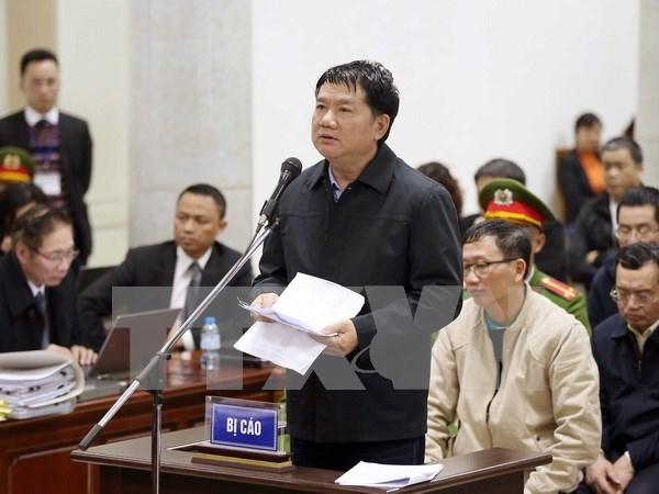 Acusados en caso de PVN se defienden ante tribunal hinh anh 1