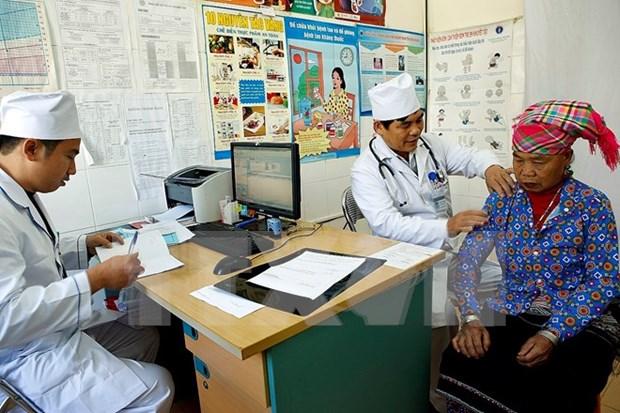 OMS ayuda a mejorar sistema de salud en Vietnam hinh anh 1
