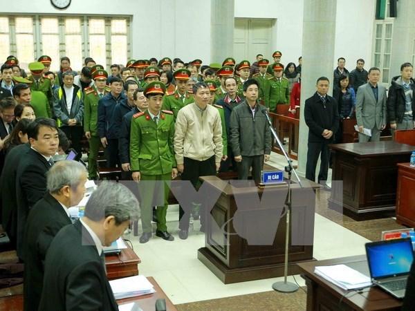 """Juicio contra Trinh Xuan Thanh y secuaces: se nota presencia de """"interes de grupo"""" hinh anh 1"""