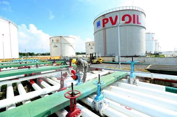Subasta de acciones de la PV Oil Vietnam atrae a empresas extranjeras hinh anh 1