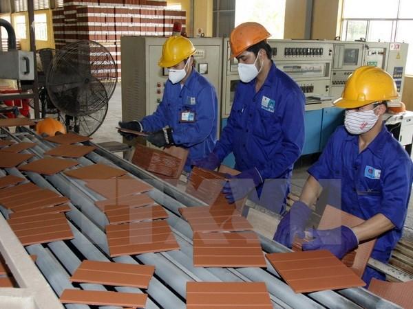 Fabricante vietnamita de material de construccion Viglacera obtiene significativa ganancia hinh anh 1