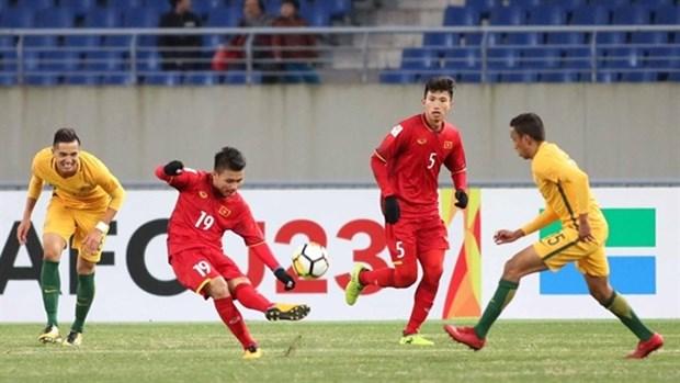 Vietnam consigue historica victoria ante Australia en Campeonato Asiatico de Sub-23 hinh anh 1