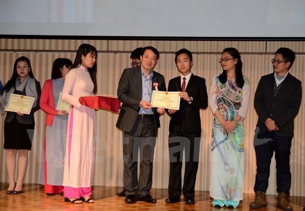 VYSA ayuda a conectar a estudiantes vietnamitas en Japon hinh anh 1