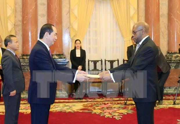 Paises en el mundo manifiestan deseo de fortalecer lazos con Vietnam hinh anh 1