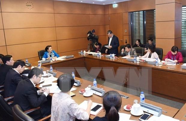 APPF 26 promueve resultados del APEC 2017 a traves del canal parlamentario hinh anh 1