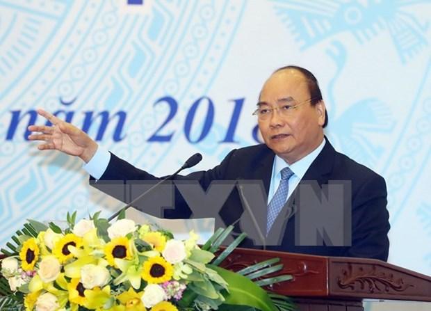Premier Xuan Phuc: Vietnam puede convertirse en nuevo tigre economico de Asia hinh anh 1