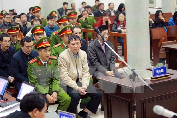 Fiscalia aclara violaciones de Trinh Xuan Thanh hinh anh 1