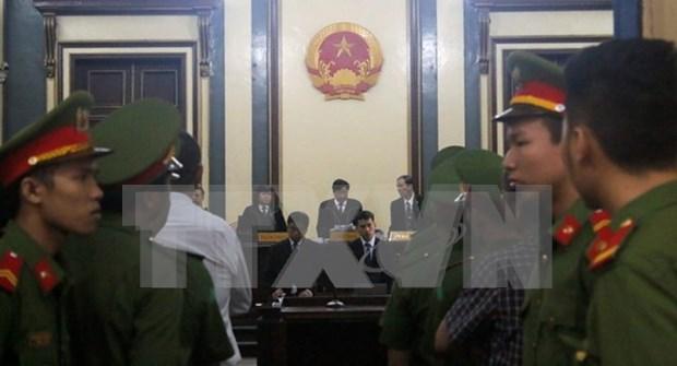 Corte continua interrogacion sobre caso de Pham Cong Danh hinh anh 1