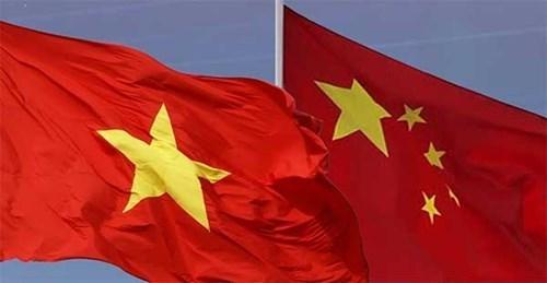 Estrechan relaciones entre ejercitos de Vietnam y China hinh anh 1