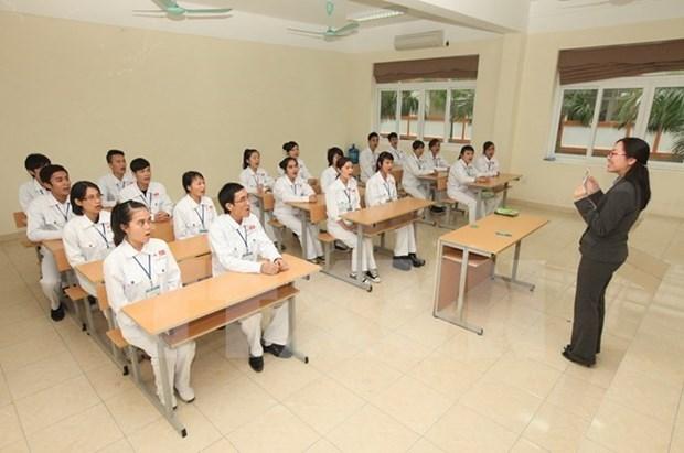 En alza exportacion laboral de Vietnam hinh anh 1