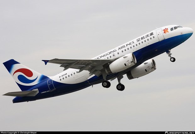 Inauguran vuelo directo entre Chongqing (China) y Hanoi hinh anh 1