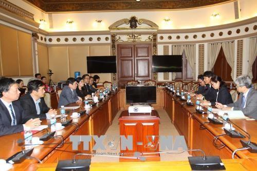 Ciudad Ho Chi Minh y prefectura japonesa impulsan lazos en turismo y agricultura hinh anh 1