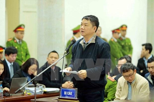 Dinh La Thang pide disculpas al pueblo por sus violaciones en PVN hinh anh 1