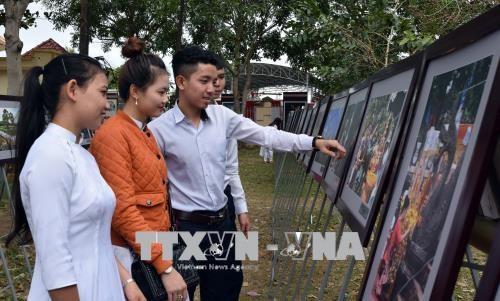 Presentan en Vietnam patrimonios culturales de la Comunidad de la ASEAN hinh anh 1