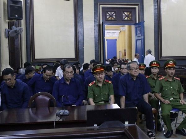 Continua juicio contra Pham Cong Danh hinh anh 1