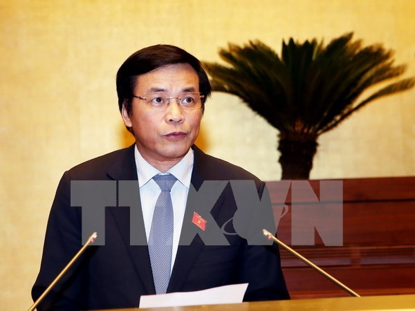 Comite Permanente del Parlamento vietnamita emite resoluciones sobre asuntos socioeconomicos hinh anh 1