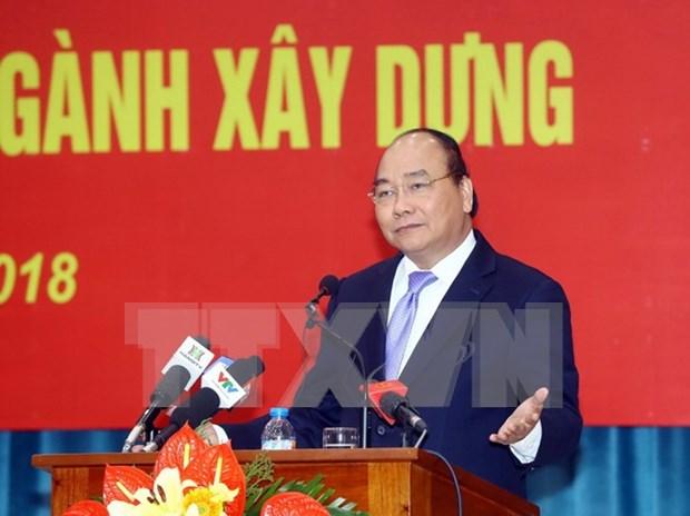 Premier designa tareas en 2018 para Ministerio de Trabajo, Invalidos de Guerra y Asuntos Sociales hinh anh 1