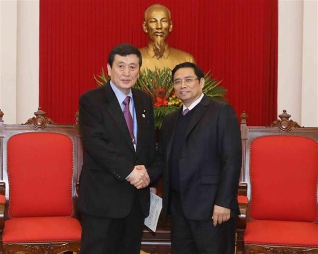 Japon aprecia contribuciones de Vietnam a APPF hinh anh 1