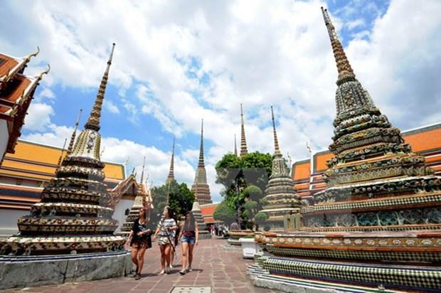 Tailandia recibe numero record en turistas extranjeros hinh anh 1