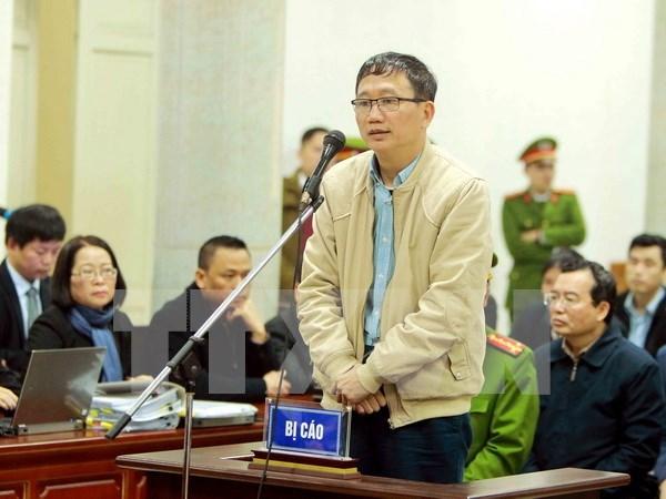 Juicio contra Trinh Xuan Thanh consolida la confianza del pueblo hinh anh 1