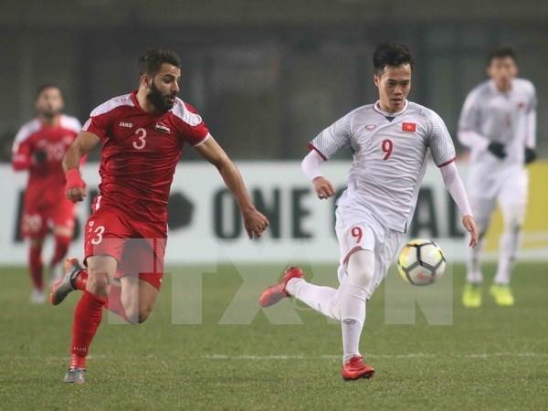 Prensa internacional alaba triunfo historico de Vietnam en Campeonato Asiatico de futbol hinh anh 1