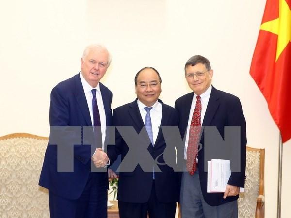Vietnam solicita asesoramiento de Havard para proceso de conversion en tigre de Asia hinh anh 1