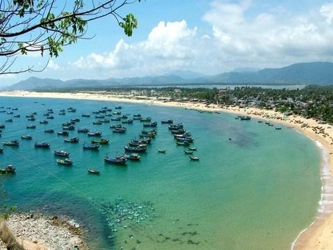 Provincia vietnamita construye complejo turistico para atraer turistas hinh anh 1