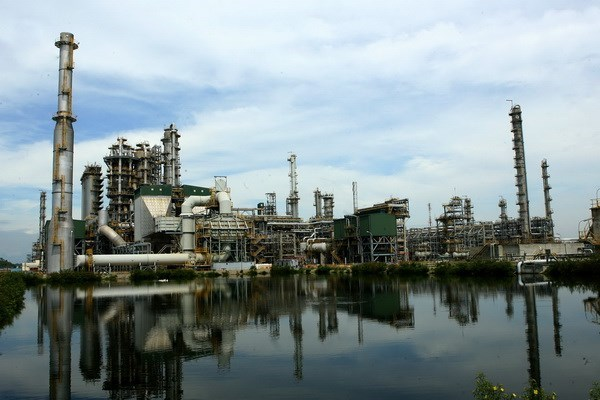 Empresa petrolera vietnamita BSR logra vender 241 millones de acciones hinh anh 1