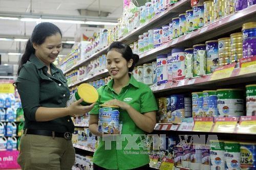 NutiFood exportara productos lacteos a 300 supermercados de EE.UU. hinh anh 1