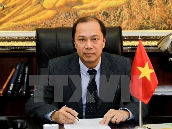 Celebran en Vietnam conferencia sobre ejecucion de leyes maritimas hinh anh 1