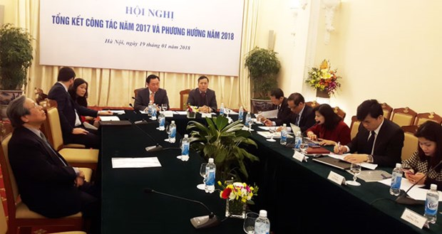 Comite de UNESCO de Vietnam contribuye a elevar de imagen nacional hinh anh 1