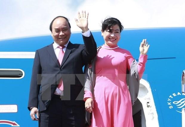 Primer ministro de Vietnam asistira a la Cumbre conmemorativa ASEAN- India hinh anh 1