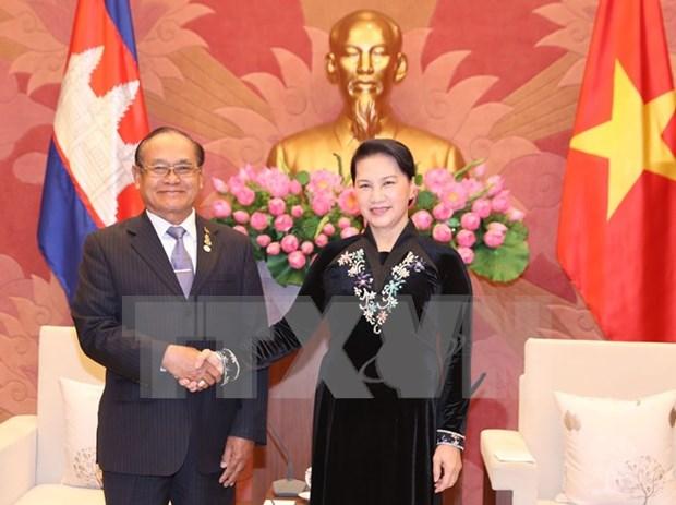 Vietnam compartira experiencias con Camboya en organizacion de APPF hinh anh 1