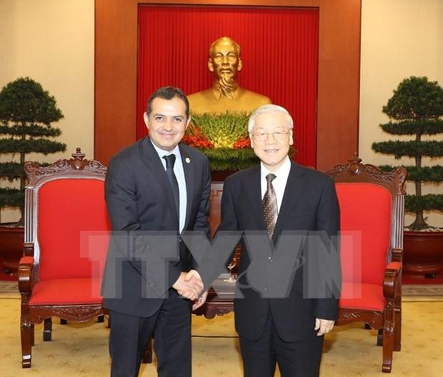 Parlamentos de Vietnam y Mexico fomentan cooperacion hinh anh 2