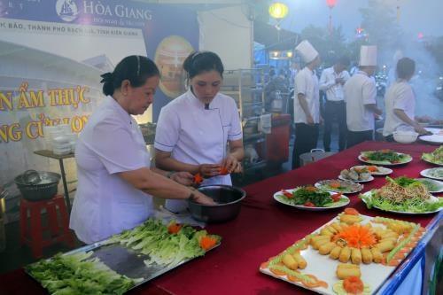 Lanzan en Vietnam proyecto del banco de alimentos hinh anh 1