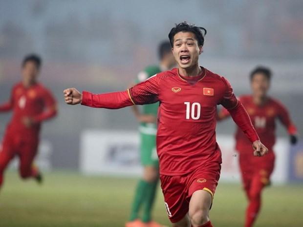 Vietnam prolonga su cuento de hadas y se mete en semifinales de campeonato asiatico de futbol hinh anh 1