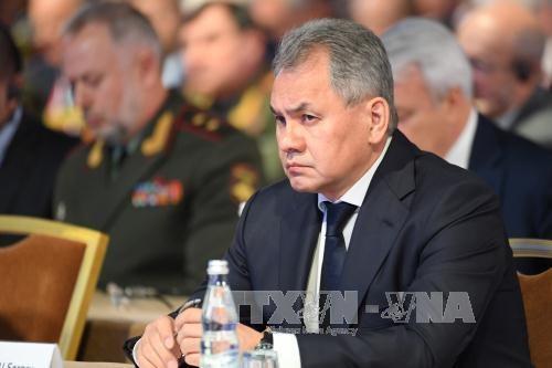 Myanmar y Rusia impulsan cooperacion militar hinh anh 1