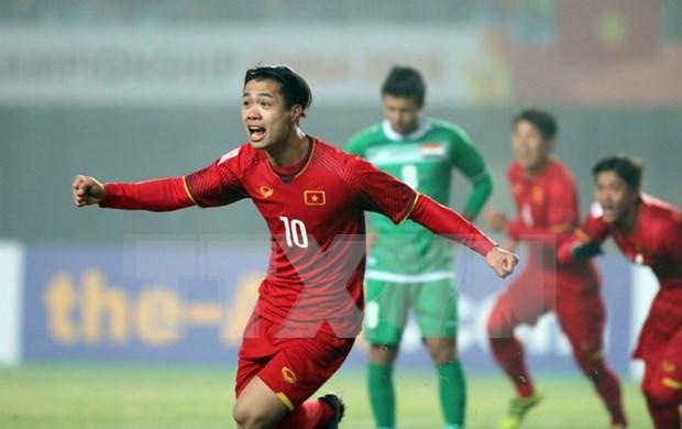 Premier vietnamita felicita a la seleccion sub-23 de futbol por su victoria en torneo asiatico hinh anh 1