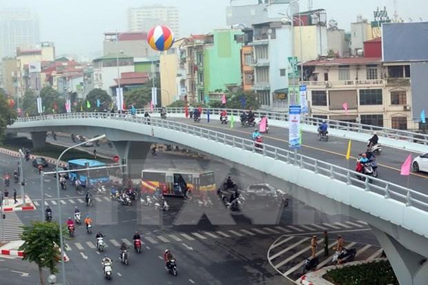 BAD ayuda a Ciudad Ho Chi Minh en despliegue de proyecto de carretera de circunvalacion numero 3 hinh anh 1