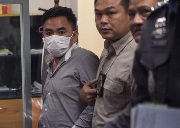 Arrestado traficante tailandes de origen vietnamita hinh anh 1