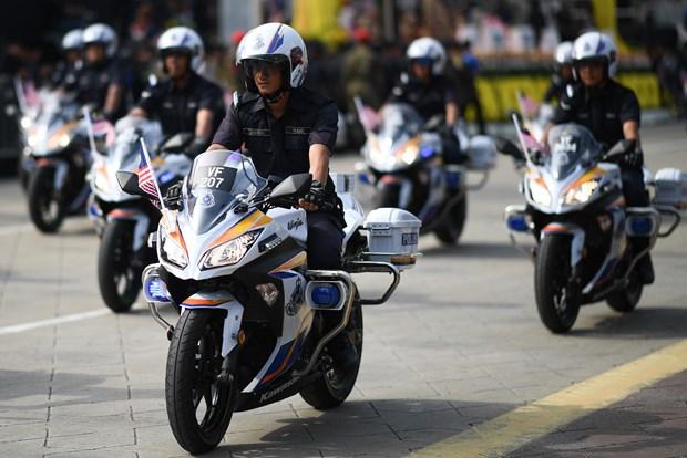 Malasia refuerza seguridad ante elecciones generales hinh anh 1