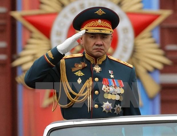 Ministro de Defensa de Rusia visitara Vietnam hinh anh 1