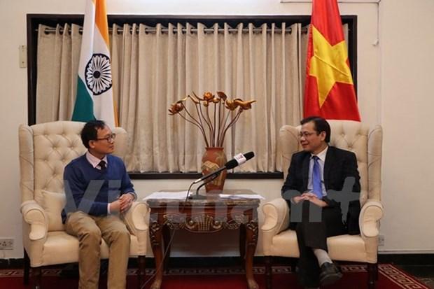 Vietnam, importante socio de India en ASEAN hinh anh 1