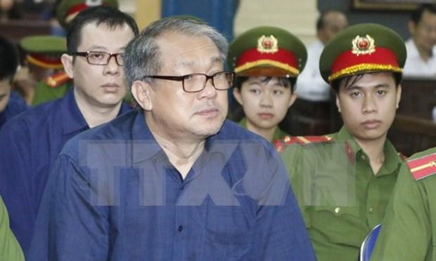 Propone Fiscalia cargos contra Pham Cong Danh y secuaces hinh anh 1