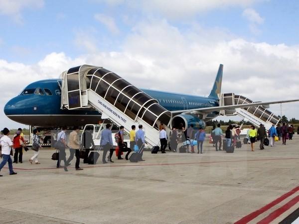 Quang Ninh y Vietnam Airlines establecen cooperacion estrategica hinh anh 1