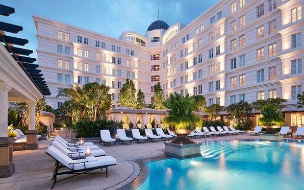 Metropole Hanoi y Park Hyatt Saigon entre los mejores hoteles del mundo hinh anh 1