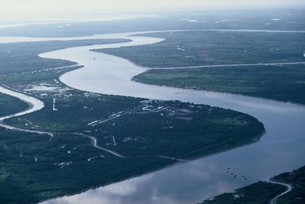 Alemania financia proyectos de gestion de recursos en cuenca del Mekong hinh anh 1