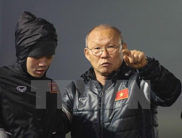 """Entrenador de seleccion vietnamita apodado como """"Guus Hiddink asiatico"""" hinh anh 1"""
